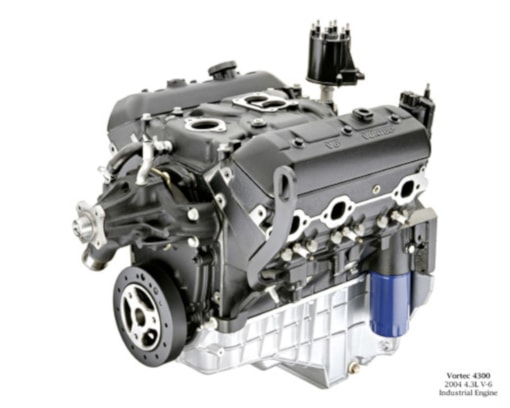 General motors marine engines vortec 4300 v 6 for General motors marine engines