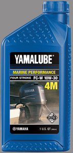 Yamaha synthetic 4 stroke motor oil