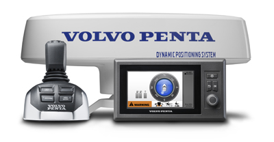 volvo penta dynamic positioning system components