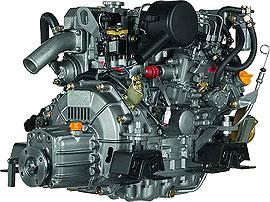 Yanmar Marine 3YM marine diesel engine