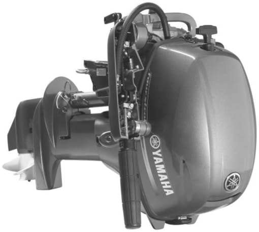 Buying A Yamaha F Outboard