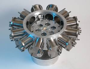 cyclone power is a radial steam engine
