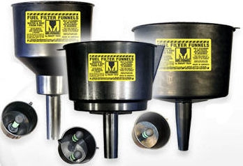 How Fuel Filter Funnels Solve Fuel Problems on Boats